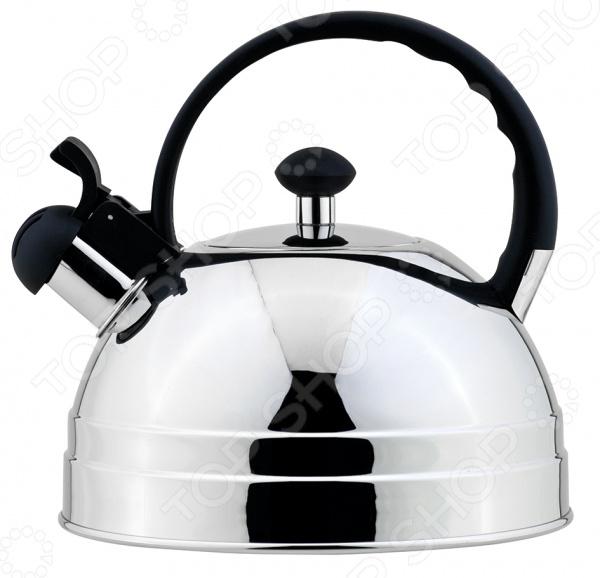 Чайник со свистком Regent 93-TEA-26 чайник 2 6 л со свистком regent tea 93 tea 29