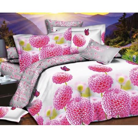 Купить Комплект постельного белья Pandora «Летнее утро». 1,5-спальный
