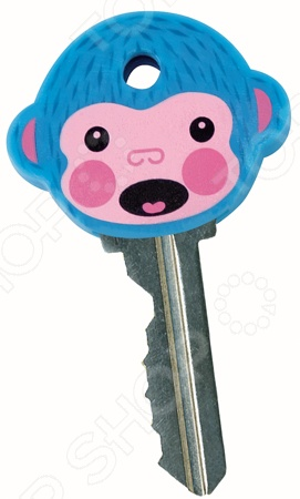 Fred&Friends Комплект насадок для ключей Fred&Friends MonKeys «Обезьянки»