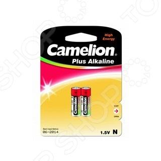 Набор батареек щелочных Camelion LR 1 Alkaline BL-2 цены