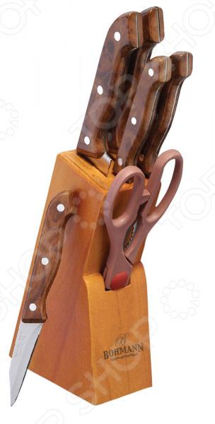 Набор ножей Bohmann BH-5102 MR