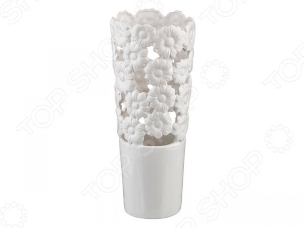 Ваза декоративная Lefard 496-048 ваза настольная арти м 20х18 см ирис 327 048