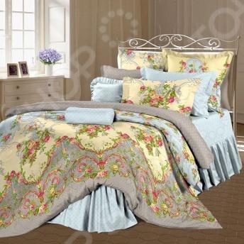 Комплект постельного белья Романтика «Антуанетта». Семейный