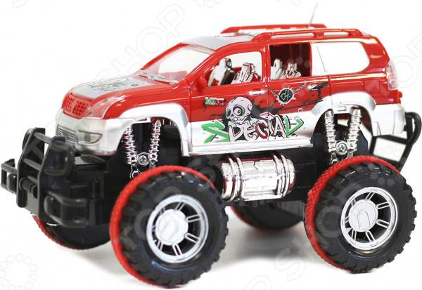 Машинка на радиоуправлении Taiko Special «Джип малый»