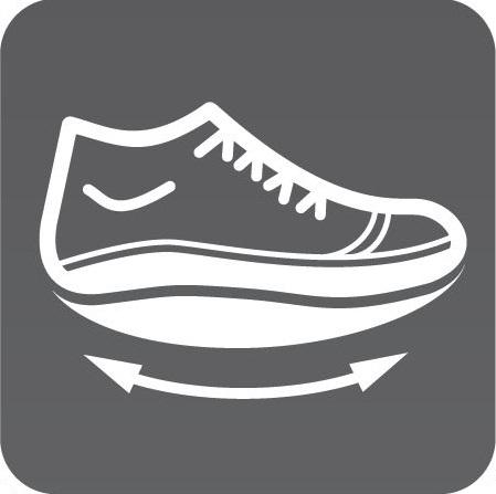 Кеды Walkmaxx Comfort 4.0. Цвет: оранжевый 5