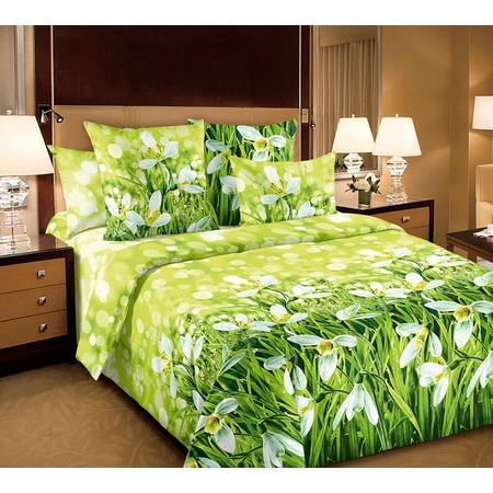 Купить Комплект постельного белья Белиссимо «Подснежники»