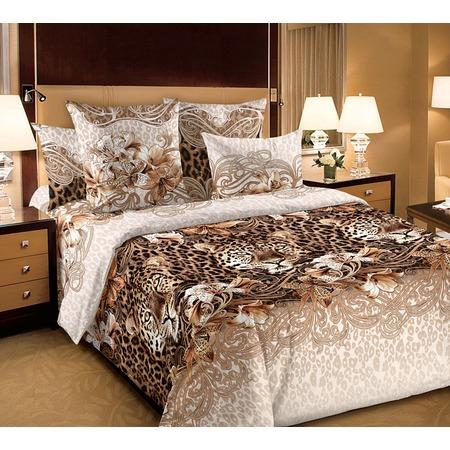 Купить Комплект постельного белья Белиссимо «Леопард». 2-спальный