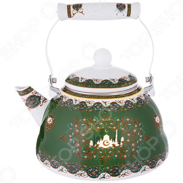 Чайник эмалированный Agness 934-325