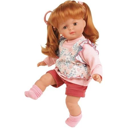 Купить Кукла мягконабивная Schildkroet «Ханна рыжая»