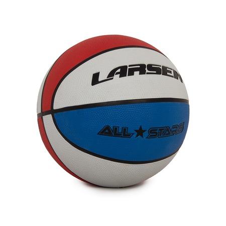 Купить Мяч баскетбольный Larsen All Stars