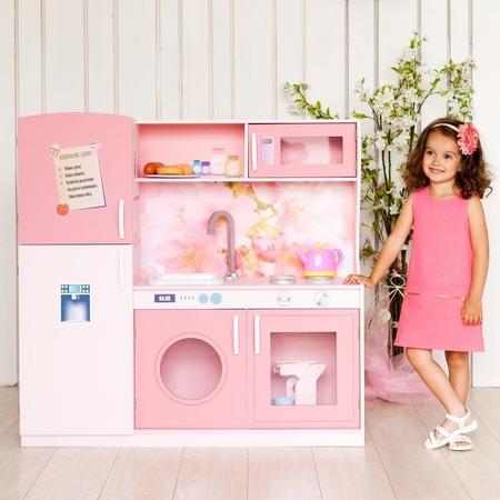 Купить Кухня игрушечная PAREMO «Фиори Роуз»