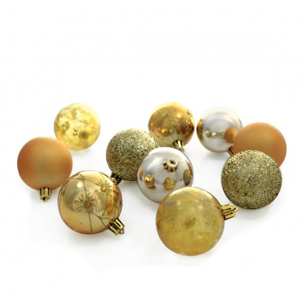 Набор новогодних шаров Christmas House 1694631