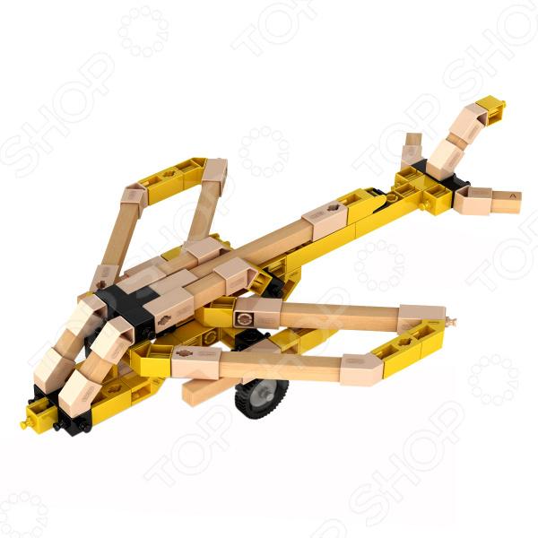 Конструктор игрушечный Engino Eco Builds «Самолеты»