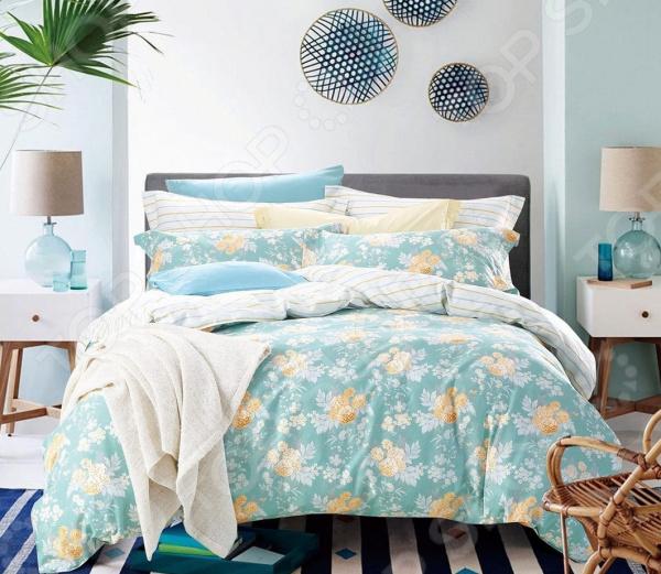 все цены на Комплект постельного белья Cleo 034-SR онлайн