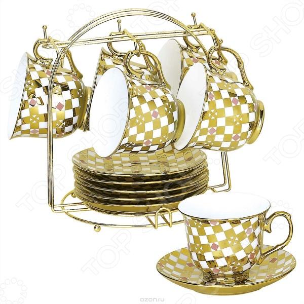 Чайный сервиз «Золото инков»