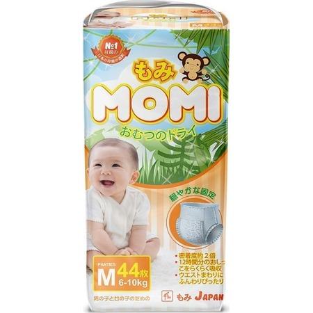 Купить Подгузники-трусики MOMI М (6-10 кг)