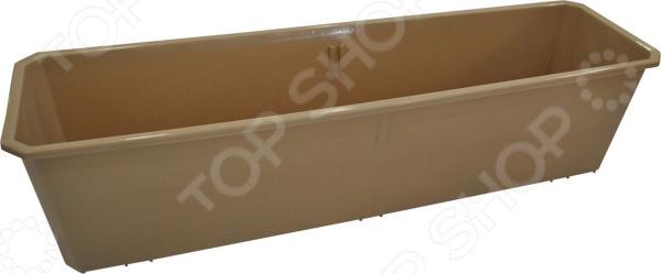 Ящик балконный INGREEN ING1806ШОК кронштейн для балконного ящика ingreen 2 шт