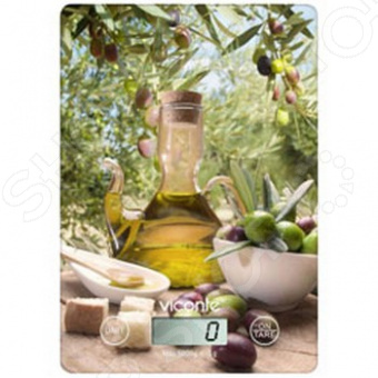 Весы кухонные Viconte VC-519-01 Provence