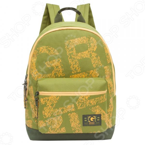 Рюкзак молодежный Grizzly RL-850-3 рюкзак grizzly rl 859 3 2 black