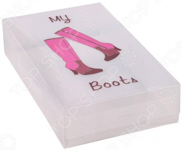Короб для хранения обуви Miolla PLS-2