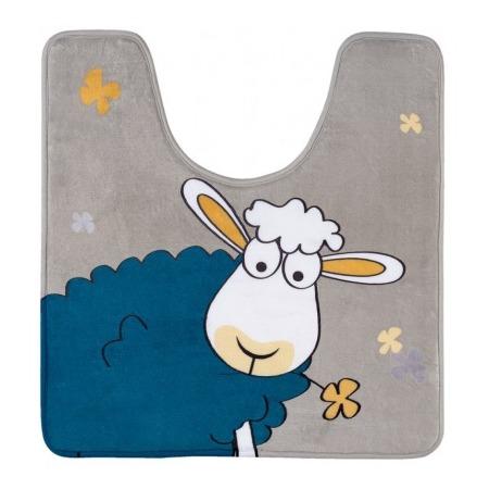 Купить Коврик для туалета Tatkraft Funny Sheep