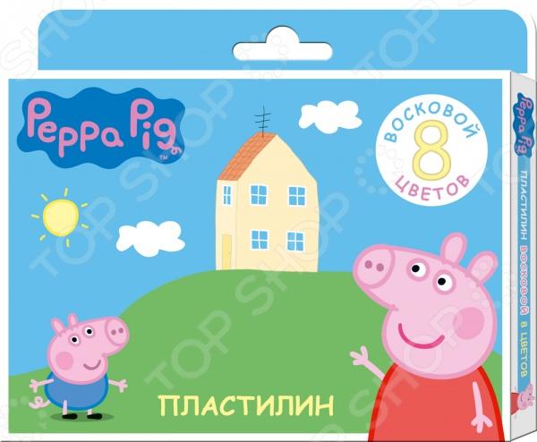 Набор воскового пластилина Peppa Pig «Свинка Пеппа»