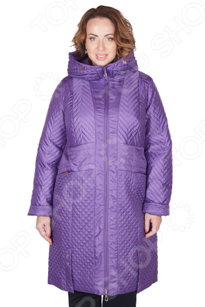 Пальто D`imma «Мирабель». Цвет: фиолетовый плащи d imma адалин цвет бежевый