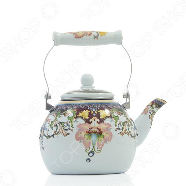 Чайник эмалированный Mayer&Boch MB-26498