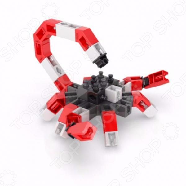 Конструктор игровой Engino STEM HEROES «Мир животных. Скорпион»