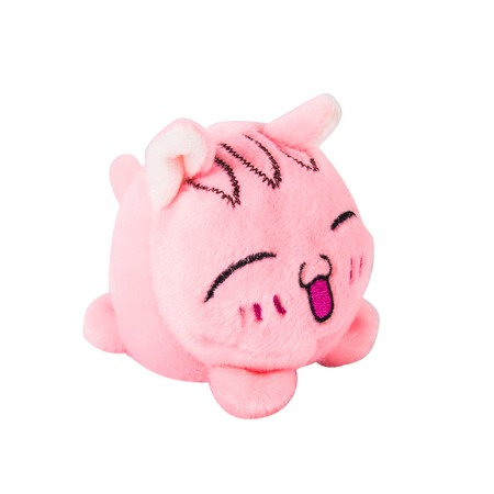 Купить Мягкая игрушка Button Blue «Мячик - Кот розовый»