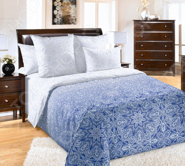 Фото Комплект постельного белья Королевское Искушение «Созвездие 1»
