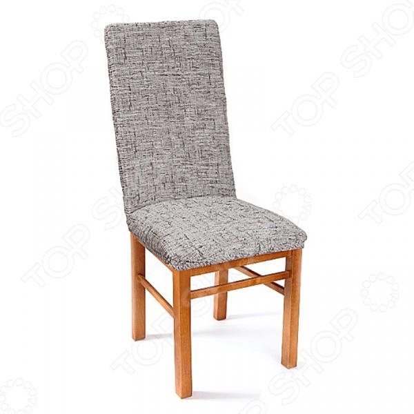 Натяжной чехол на стул Плиссе. Тирамису подарит вторую жизнь старому стулу. Вам надоело однообразие, хотите обновить приевшийся интерьер Совсем не обязательно для этого покупать новую мебель, ведь сегодня можно легко подобрать красивый чехол из богатого ассортимента. При этом изделие выполняет не только эстетическую функцию, но и защитную: от случайных пятен, царапин, протирания и шерсти животных.  Однако чехол окажется полезен и в другой ситуации. Допустим, вы сделали ремонт в комнате, и старый стул уже не вписывается по стилю в интерьер помещения. Не беда! Просто подберите подходящий чехол и готово. Он без особого труда надевается на стулья практически любого типа и также легко снимается. Изделие сшито из приятной на ощупь ткани, обладающей следующими свойствами:  прочность и износостойкость;  хорошая растяжимость благодаря эластичным нитям в составе ткани;  устойчивость к деформации даже после стирки ;  долго сохраняет свой оригинальный цвет.  Материал не требует особого ухода. Допускается ручная или машинная стирка при температуре от 30 до 40 C без применения отбеливающих средств. Одежда для вашей мебели Способов обновить старую мебель не так много. Чаще всего приходится ее выбрасывать, отвозить на дачу или мириться с потертостями и поблекшими цветами. Особенно обидно избавляться от мебели, когда она сделана добротно, но обивка подвела. Эту проблему решают съемные чехлы для мебели, быстро набирающие популярность в России. Незаменимы чехлы для мебели в домах с маленькими детьми и домашними животными, в гостиных, где устраиваются застолья и посиделки, в интерьерах офисов. В съемных квартирах они помогут сохранить чистоту и гигиеничность. Но все-таки главное их предназначение это эстетическое обновление интерьера. Узнайте больше о плюсах приобретения еврочехлов:  Дизайн еврочехлов исполнен в русле самых свежих трендов рынка интерьерного текстиля. В линейке еврочехлов вы найдете подходящий вариант для воплощения любой дизайнерской идеи.  Еврочехлы подходят для любог