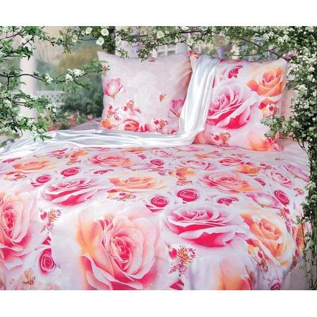 Купить Комплект постельного белья Королевское Искушение «Рассвет». Евро