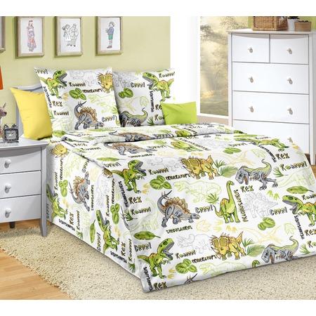 Купить Детский комплект постельного белья ТексДизайн «Эра динозавров»
