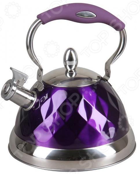 Чайник со свистком Pomi d'Oro PSS-650016