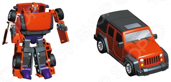 Робот-трансформер Город игр «Джип»