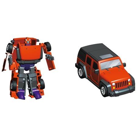 Купить Робот-трансформер Город игр «Джип»