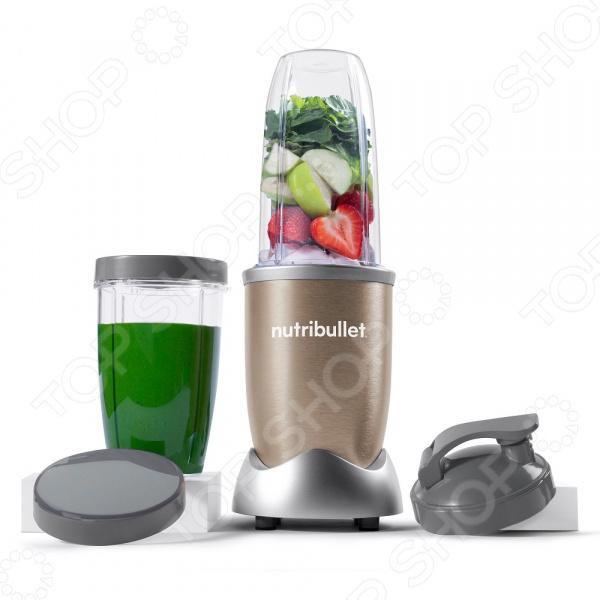 Экстрактор питательных веществ NutriBullet Pro Family Set