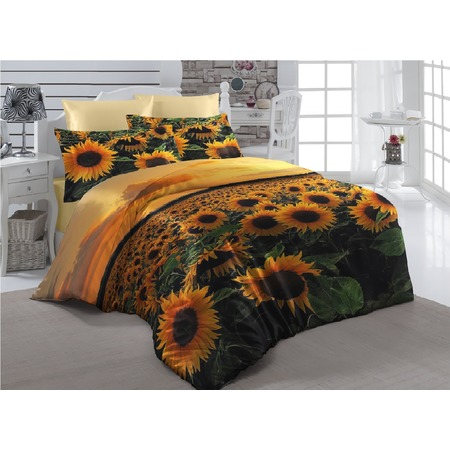 Купить Комплект постельного белья ТамиТекс «Подсолнухи»