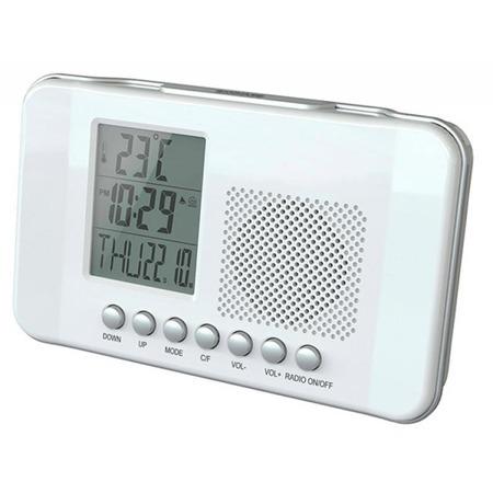 Радиобудильник СИГНАЛ CR 204