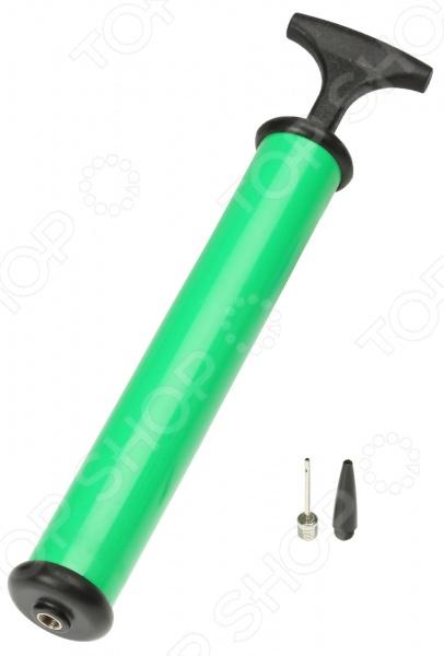 Насос ручной для гимнастических мячей и фитболов Atemi AHP-01-30. В ассортименте