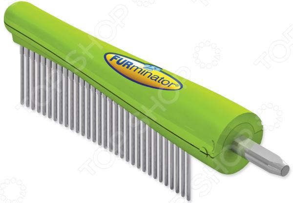 Расческа-насадка для собак FURminator FURflex