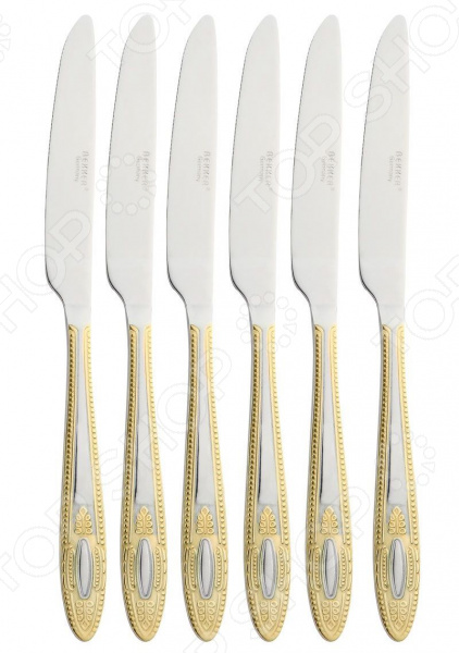 Набор столовых ножей Bekker BK-6506N набор ножей bekker bk 136