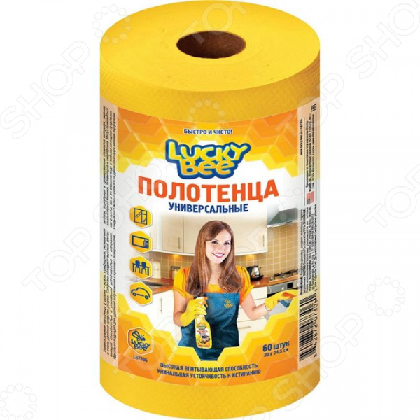 цены Салфетки хозяйственные Lucky Bee LB 7306