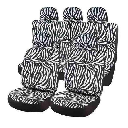Купить Набор чехлов для сидений SKYWAY Safari «Зебра»