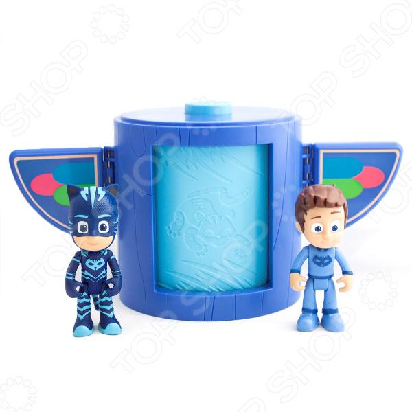 Игровой набор с фигурками PJ Masks «Превратись в героя: Кэтбой»