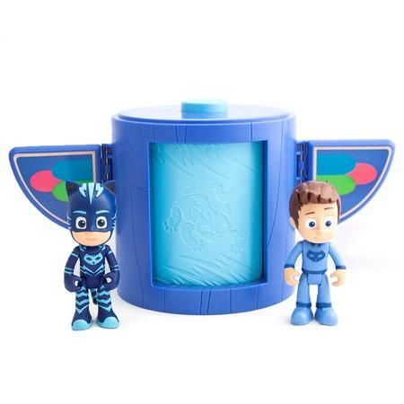 Купить Игровой набор с фигурками PJ Masks «Превратись в героя: Кэтбой»