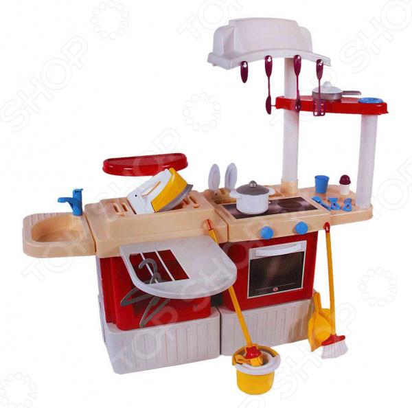 Кухня детская с аксессуарами Coloma Y Pastor Infinity basic №4