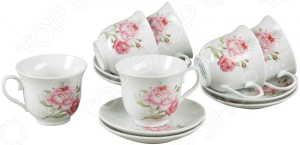 Чайный набор Rosenberg RPO-115032 Paradiso
