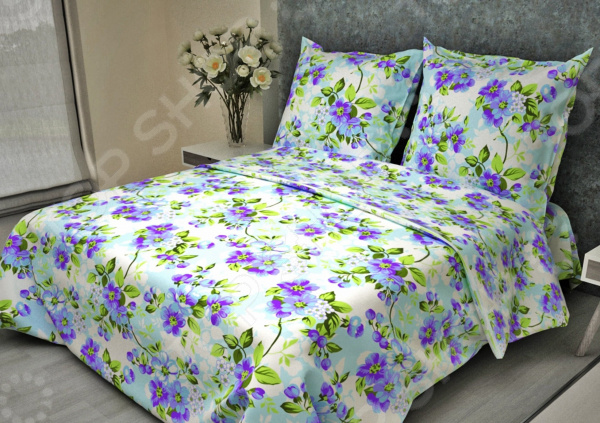 Zakazat.ru: Комплект постельного белья Fiorelly «Яблоневый цвет». 2-спальный